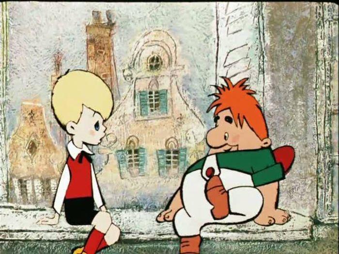 Как создавались советские мультфильмы (23 фото)