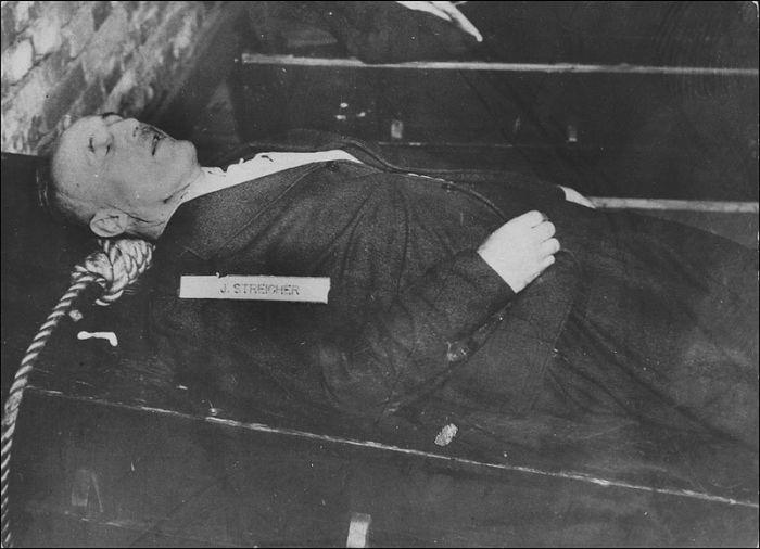 Как закончилась жизнь лидеров Третьего рейха (36 фото)
