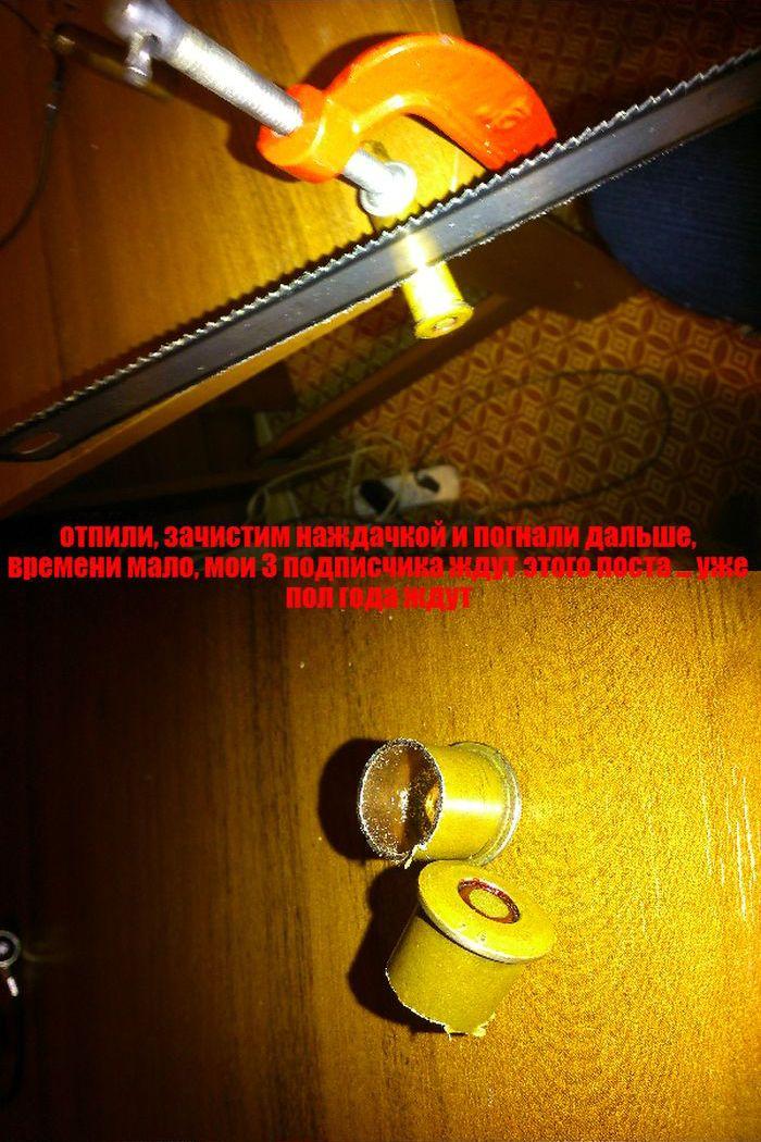 Креативные наушники из гильз своими руками (6 фото)