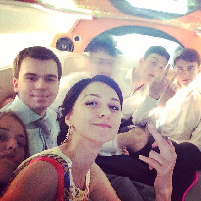 Фотографии с выпускного в России из социальных сетей (43 фото)