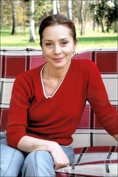 """Советские актрисы """"тогда и сейчас"""" (71 фото)"""
