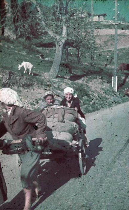 Архивные снимки Крыма времен Великой Отечественной войны (26 фото)