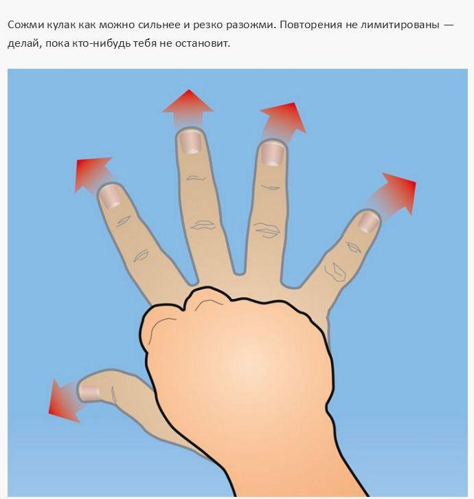 Как сделать большие руки в домашних условиях