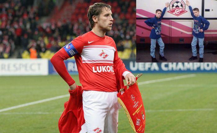 Известные футболисты ЧМ 2014 в детстве (16 фото)