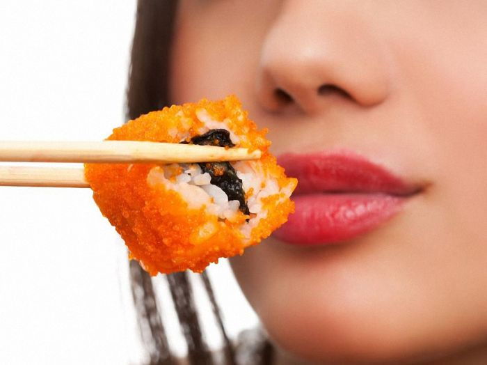Японская диета - самая полезная в мире (10 фото)