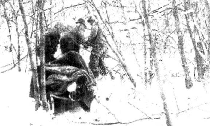 Фотографии Второй мировой, сделанные солдатом во время боя (9 фото)