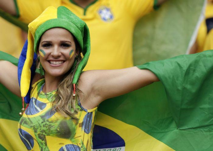 Чемпионат мира по футболу 2014 в Бразилии (155 фото)