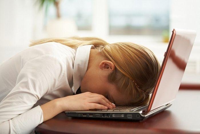 Как бороться с постоянной усталостью? (10 фото)