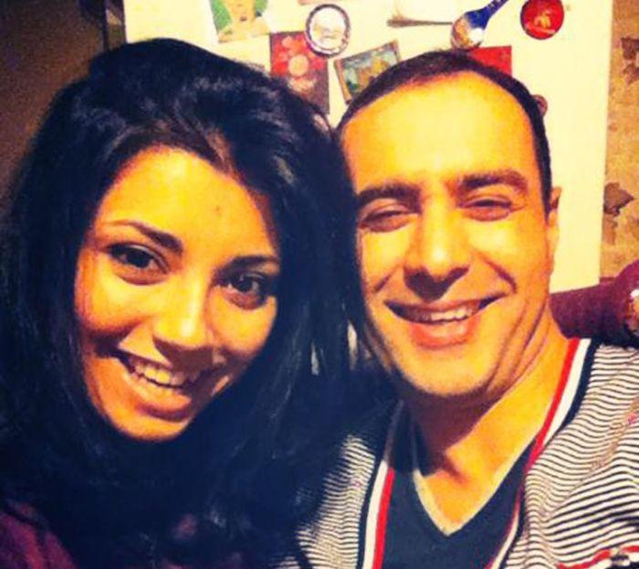 Александр Гордон женился на 20-летней студентке (7 фото)