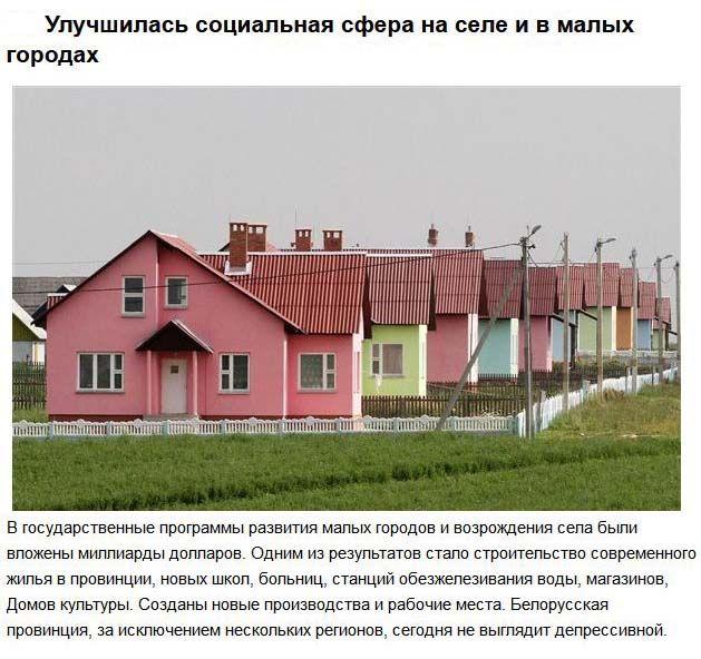 Как изменилась Белоруссия за 20 лет Лукашенко у власти (10 фото)