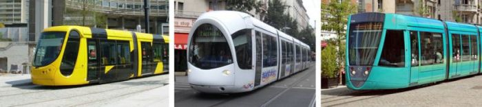 Планы на массовое производство городского трамвая будущего R1 (26 фото)