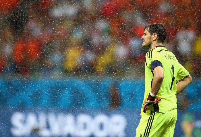 Снимки чемпионата мира в Бразилии, сделанные в нужный момент (54 фото)