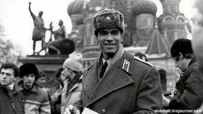 История успеха Арнольда Шварценеггера (90 фото)