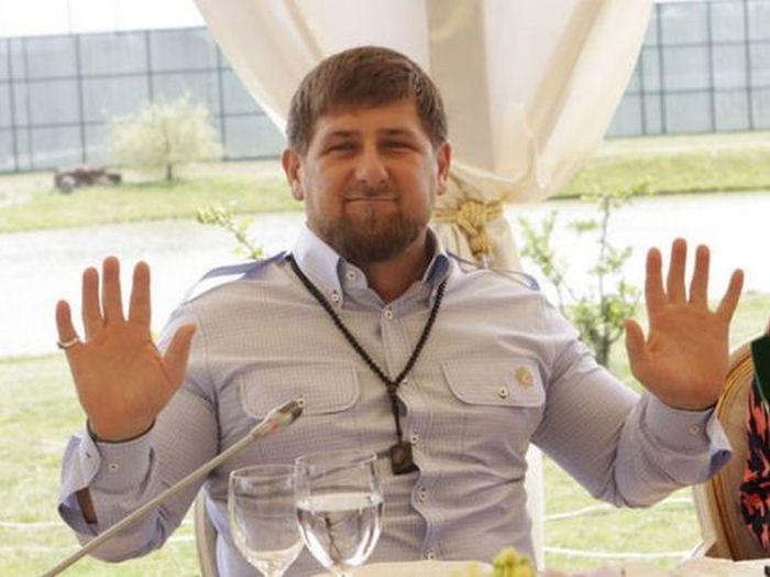 Рамзан Кадыров опубликовал снимок убитого Доку Умарова (3 фото)