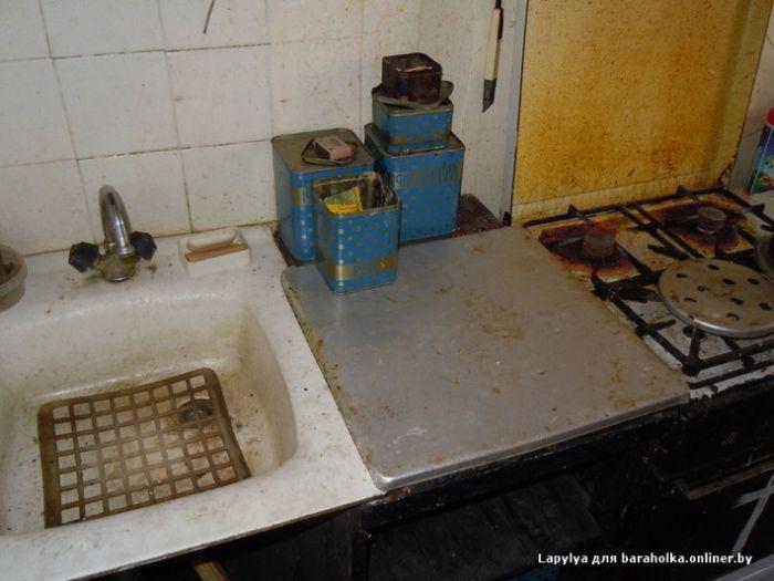Аренда квартиры в Минске за $400 в месяц (9 фото)