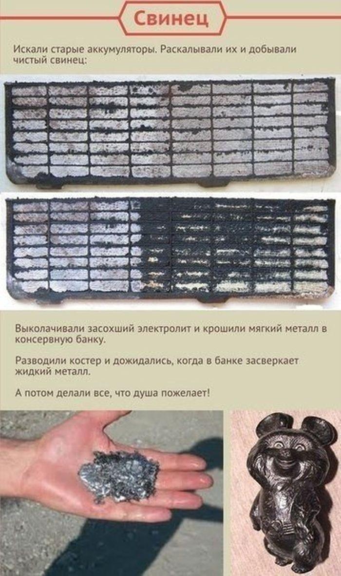 Развлечения советских подростков (9 фото)