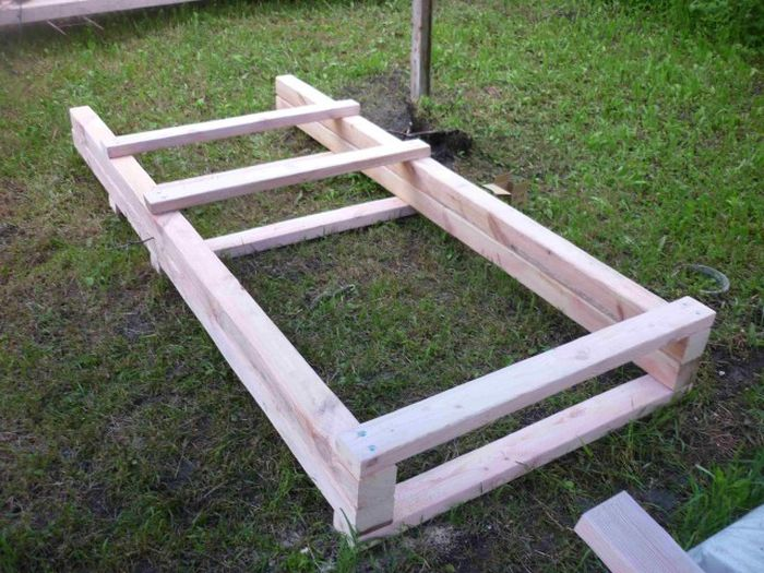 Строим игровую площадку своими руками (49 фото)