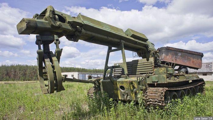 Списанная военная техника (56 фото)