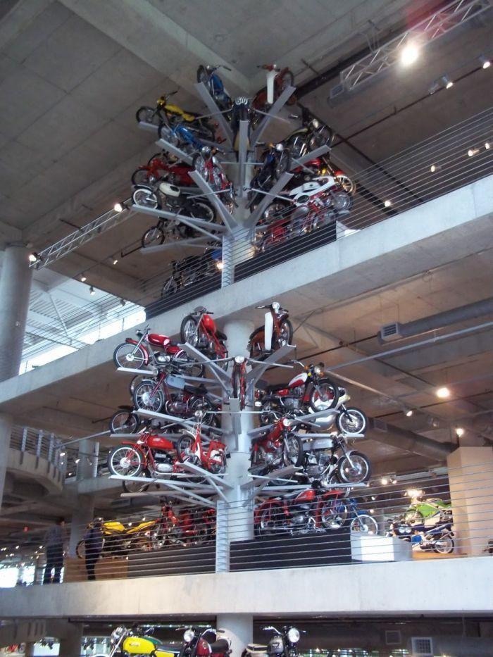 Музей мотоциклов Джорджа Барбера (45 фото)