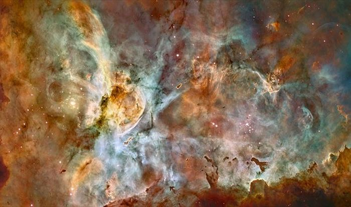 Удивительные факты о нашей вселенной (17 фото)