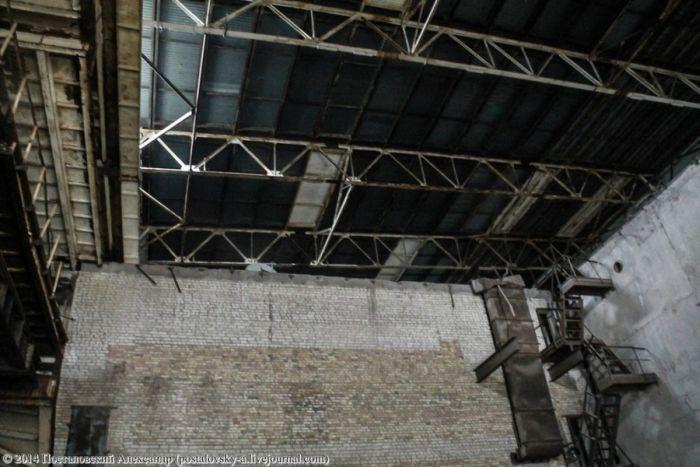 Прогулка по окрестностям 5-го блока ЧАЭС (20 фото)