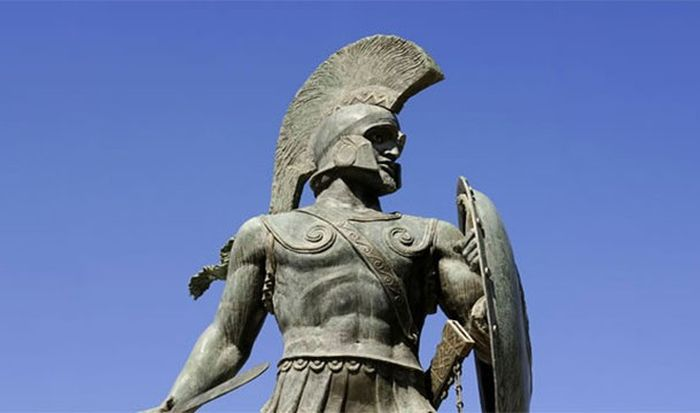 Интересные факты о спартанцах (19 фото)