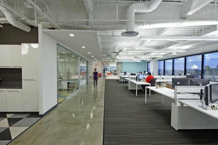 Самые креативные офисы в мире (39 фото)