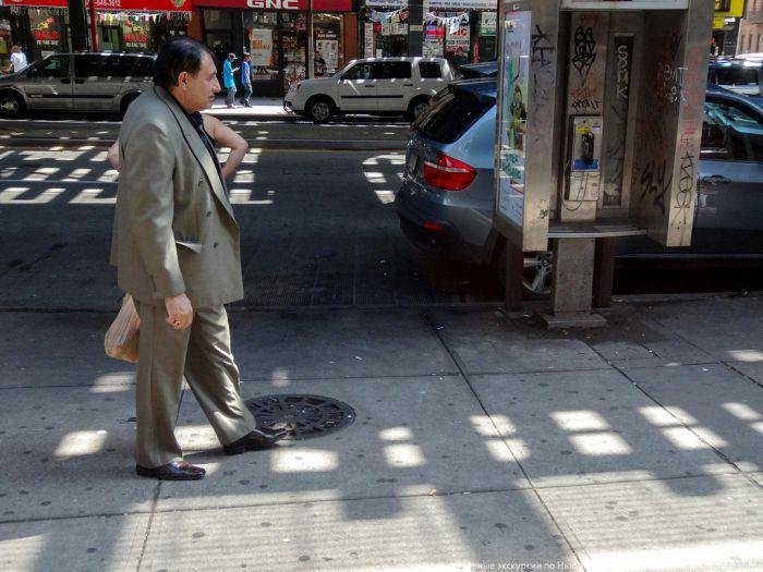 Жители района Брайтон-Бич в Нью-Йорке (53 фото)