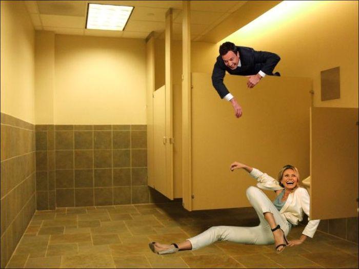 Смешные фотожабы на Камерон Диас (22 фото)