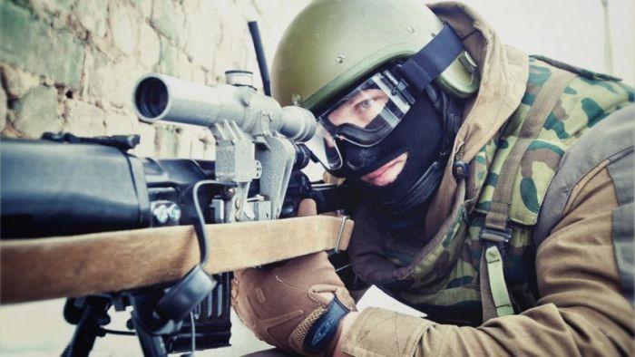 Легендарная винтовка СВД (6 фото)