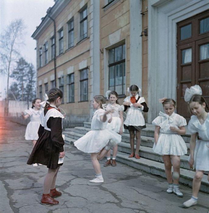эротические фотографии советских школьников