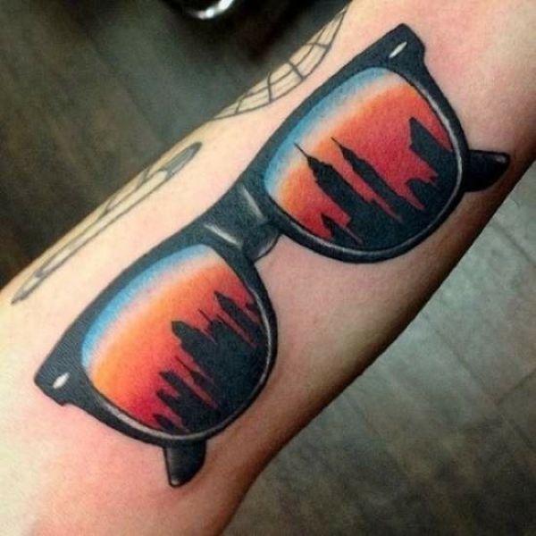 Потрясающие татуировки (66 фото)