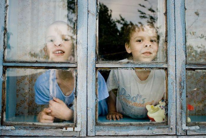 Картинки деревни летом для детей