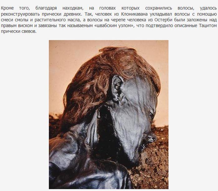 """""""Болота человеческих органов"""" (22 фото)"""