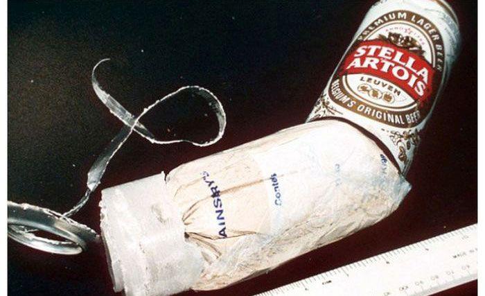 Креативные способы контрабанды наркотиков (15 фото)