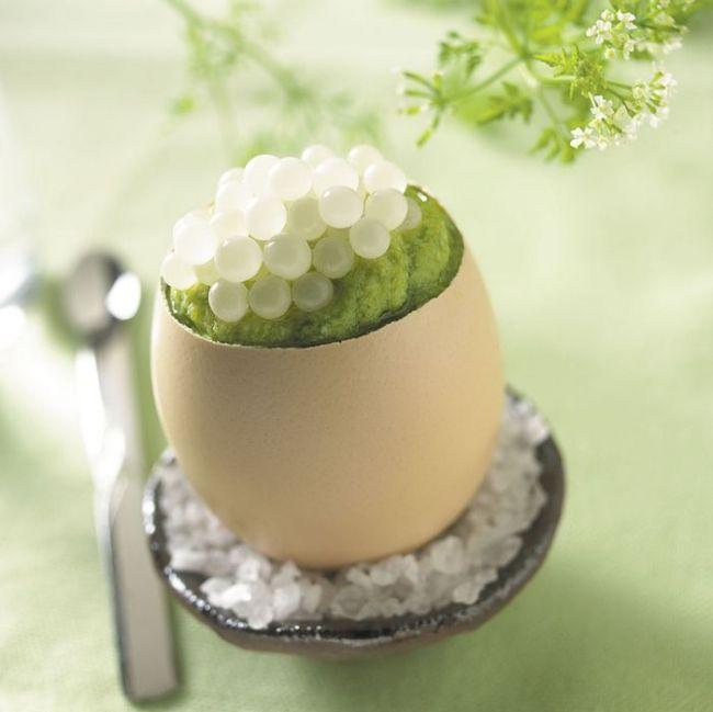 Икра улиток - необычный деликатес  (8 фото)