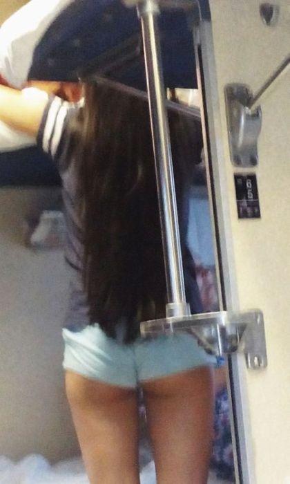 Возвращаясь с юга на поезде домой (16 фото)