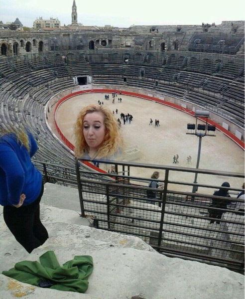 Когда во время съемки панорамы что-то пошло не так (40 фото)