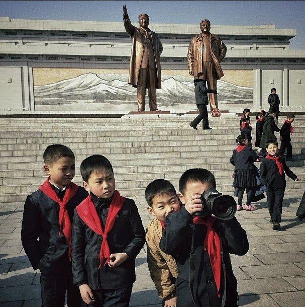 Северная Корея без цензуры (40 фото)