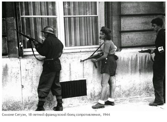 Жуткие и трогательные исторические фотографии (53 фото)