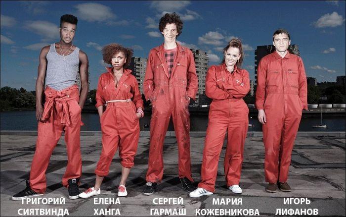Российские актеры в зарубежных сериалах (33 картинки)