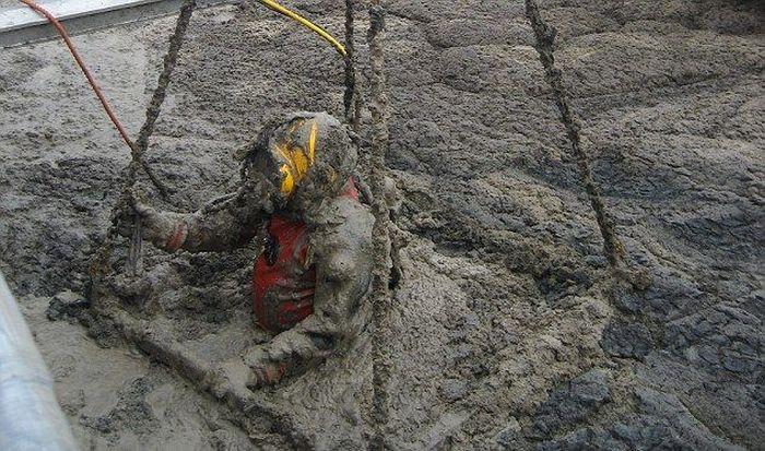 Работа не для брезгливых (8 фото)