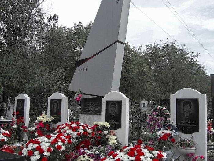 10 лет назад в небе России были одновременно взорваны два самолета (11 фото)