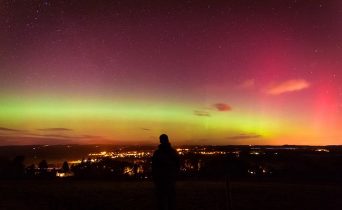 Удивительные снимки северного сияния (99 фото)