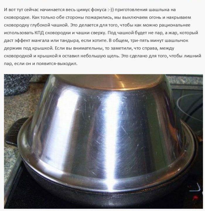 Готовим шашлык в домашних условиях (16 фото)