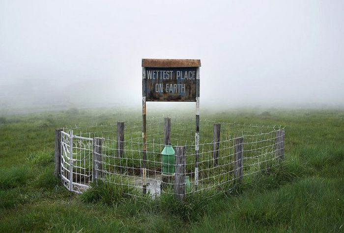 Самое дождливое место на Земле (18 фото)