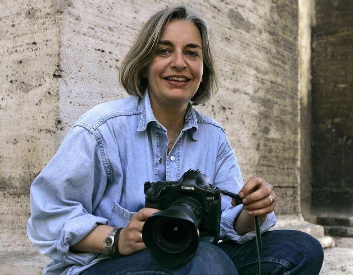 Фотографии журналистов, погибших в горячих точках (33 фото)