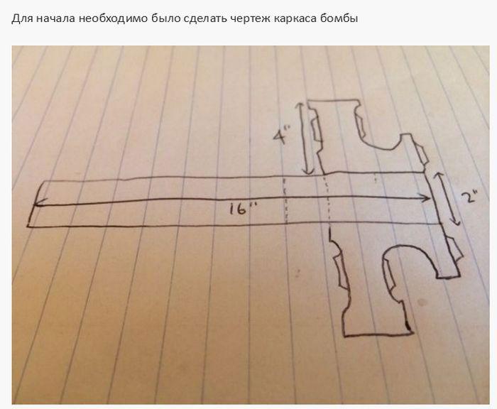 """Любовная бомба"" своими руками (17 фото)"