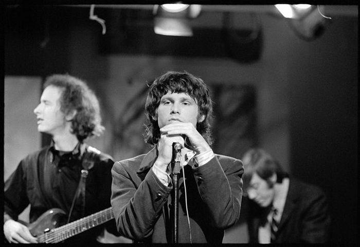 Снимки из архива Линды Маккартни (19 фото)