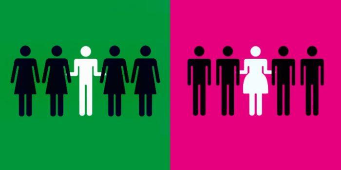 Важные отличия мужчин от женщин (19 картинок)
